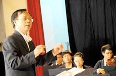 Compositor vietnamita presenta cultura nacional a estudiantes franceses