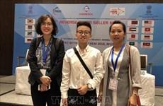 Vietnam participó en la Feria de industria química en la India