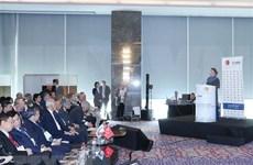 Presidenta del Parlamento de Vietnam estimula inversiones turcas