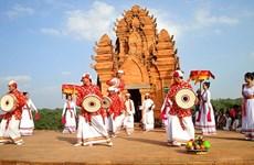 Nutrida participación en festival de Kate en provincia central de Vietnam