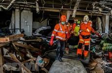 Finalizarán búsqueda de víctimas del terremoto y tsunami en Indonesia