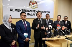 Malasia considera modificar Ley de Transporte por carretera