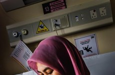 Malasia logra eliminar transmisión de VIH y sífilis de madre a hijo