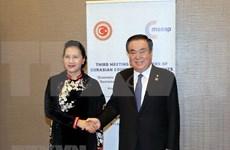 Vietnam reafirma disposición de agilizar nexos parlamentarios con países en el mundo