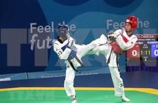 Sueño de taewondista vietnamita termina en cuartos de final de Juegos Olímpicos de la Juventud en Argentina