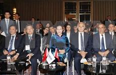 Presidenta del Parlamento resalta significado del Foro de Negocios e Inversión Turquía-Vietnam