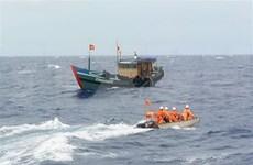 Pescadores vietnamitas equipados con conocimientos sobre ley de explotación marítima