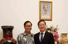 Vietnam comprometido a contribuir al desarrollo sostenible de la ASEAN