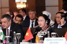Parlamentos de países euroasiáticos aprueban Declaración de Antalya