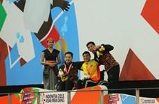 Nadador vietnamita rompe otro récord en Juegos Paralímpicos de Asia