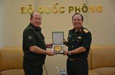 Vietnam y Rusia refuerzan cooperación en actividades de mantenimiento de paz