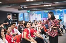 Jóvenes de ASEAN dialogan sobre igualdad de género