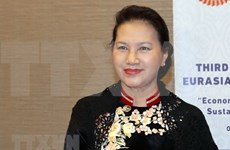Presidenta de Vietnam efectúa visita oficial a Turquía