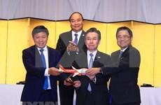 Aerolínea Vietjet Air inaugura tres rutas entre Vietnam y Japón