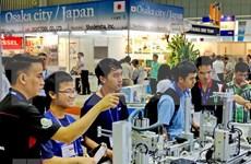 Exposiciones sobre tecnologías en Vietnam acaparan atención de empresas internacionales