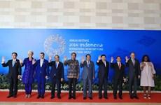 Premier de Vietnam asiste a sesión inaugural de reuniones anuales del FMI-BM