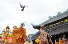Vietnam acogerá Día de Vesak de las Naciones Unidas en 2019