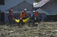 Indonesia prolonga hasta hoy  búsqueda de desaparecidos por terremoto y tsunami