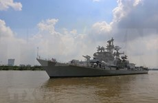 Armadas de India e Indonesia realizarán patrulla conjunta