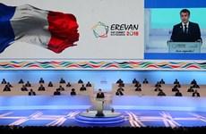 La XVII Cumbre de la Francofonía concluye en Armenia
