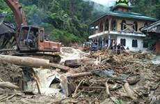 Al menos 22 muertos por deslizamientos de tierra en Indonesia