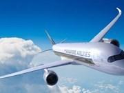 Singapore Airlines realiza ruta directa más larga del mundo