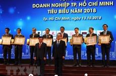 Ciudad Ho Chi Minh honra a empresas sobresalientes