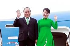 Premier vietnamita inicia gira por Europa