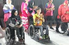 Atleta vietnamita honrado en clausura de Juegos Paralímpicos de Asia