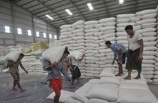 Myanmar exporta más de un millón de toneladas de arroz de abril a septiembre de este año