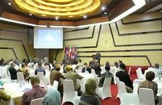ASEAN busca fomentar cooperación con organizaciones sociales