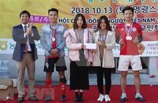 Competencia deportiva une a vietnamitas residentes en Corea del Sur