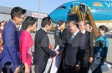 Premier de Vietnam inicia visita oficial a Austria