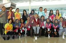 Atletas vietnamitas intensificarán entrenamiento para los juegos paralímpicos regional y continental