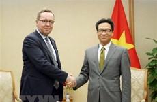 Vietnam insta a mayor apoyo de Finlandia en desarrollo de energía limpia