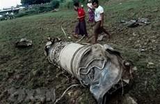 Fallecen dos pilotos en accidentes en Myanmar