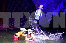 Clausuran en Hanoi festival internacional de marionetas 2018