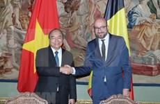 Premier belga afirma el respaldo a la firma y ratificación de TLC entre UE y Vietnam