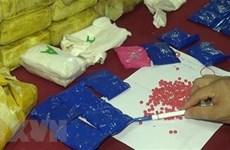 Países sudesteasiáticos impulsan cooperación en lucha contra drogas
