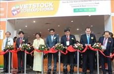 Inauguran en Hanoi exhibición internacional de ganadería Vietstock