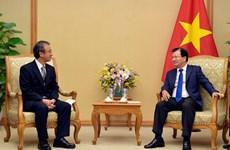 Vietnam estimula a cooperación con las localidades japonesas