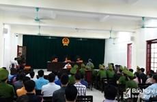 Mantienen pena de prisión a individuo por actos contra la administración popular de Vietnam