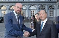 Vietnam y Bélgica dispuestos a profundizar nexos bilaterales