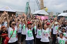 Diplomáticos y empresarios británicos participarán en maratón benéfico en Vietnam