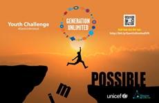 UNICEF promueve creación de jóvenes vietnamitas por mejora de habilidades laborales