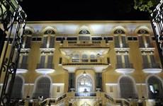 Entra en operación sistema de iluminación de Museo de Bellas Artes de Ciudad Ho Chi Minh