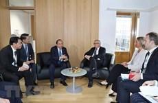 Premier vietnamita sostiene encuentros bilaterales al margen de ASEM 12