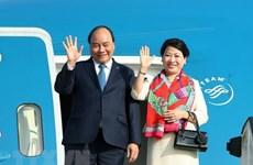 Premier vietnamita concluye su participación en ASEM 12 y visitas a la UE y Bélgica