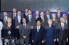 Cumbre de ASEM ratifica su determinación de fortalecer asociación Asia-Europa