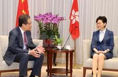 Impulsan cooperación multisectorial entre Vietnam y Hong Kong (China)